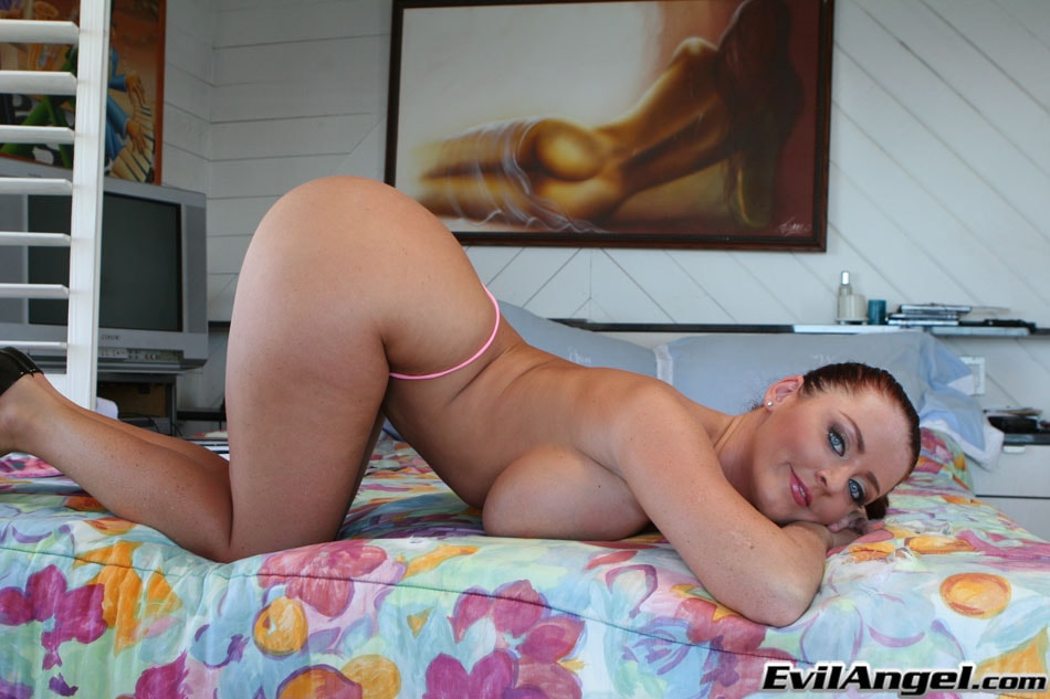 Evil Angel 'Stretch Class 3' starring Sophie Dee (Photo 16)