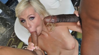 Tara Lynn Foxx in 'Black Cock Addiction 7'