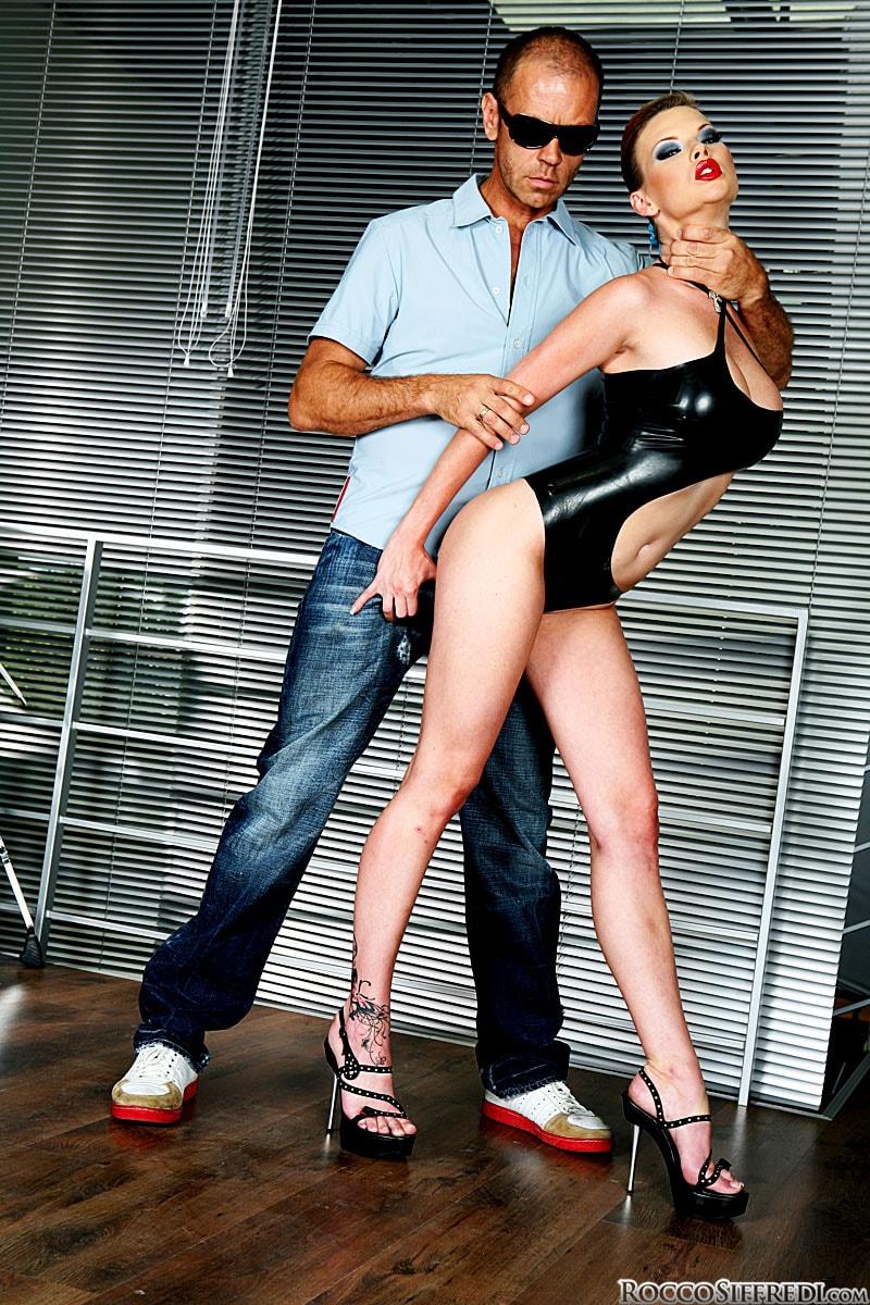 Evil Angel 'Tori, Tarra and Bobbi Love Rocco' starring Tarra White (Photo 4)