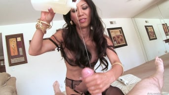 Tia Ling in 'Asian Sin'