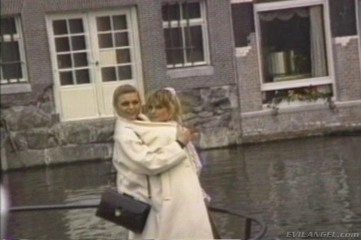 Evil Angel 'Buttman's European Vacation' starring Zara Whites (Photo 2)
